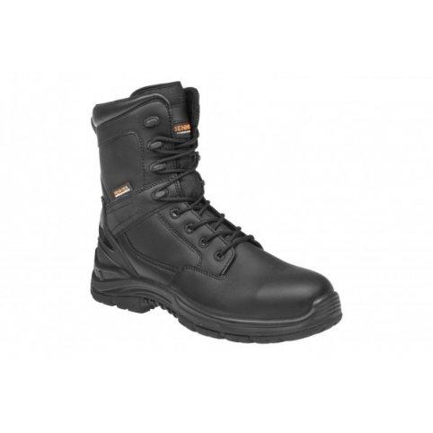 Poloholeňová obuv s oceľovou špicou COMMODORE NM S3