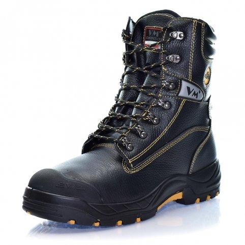 Poloholeňová obuv s oceľovou špicou BELFAST S3