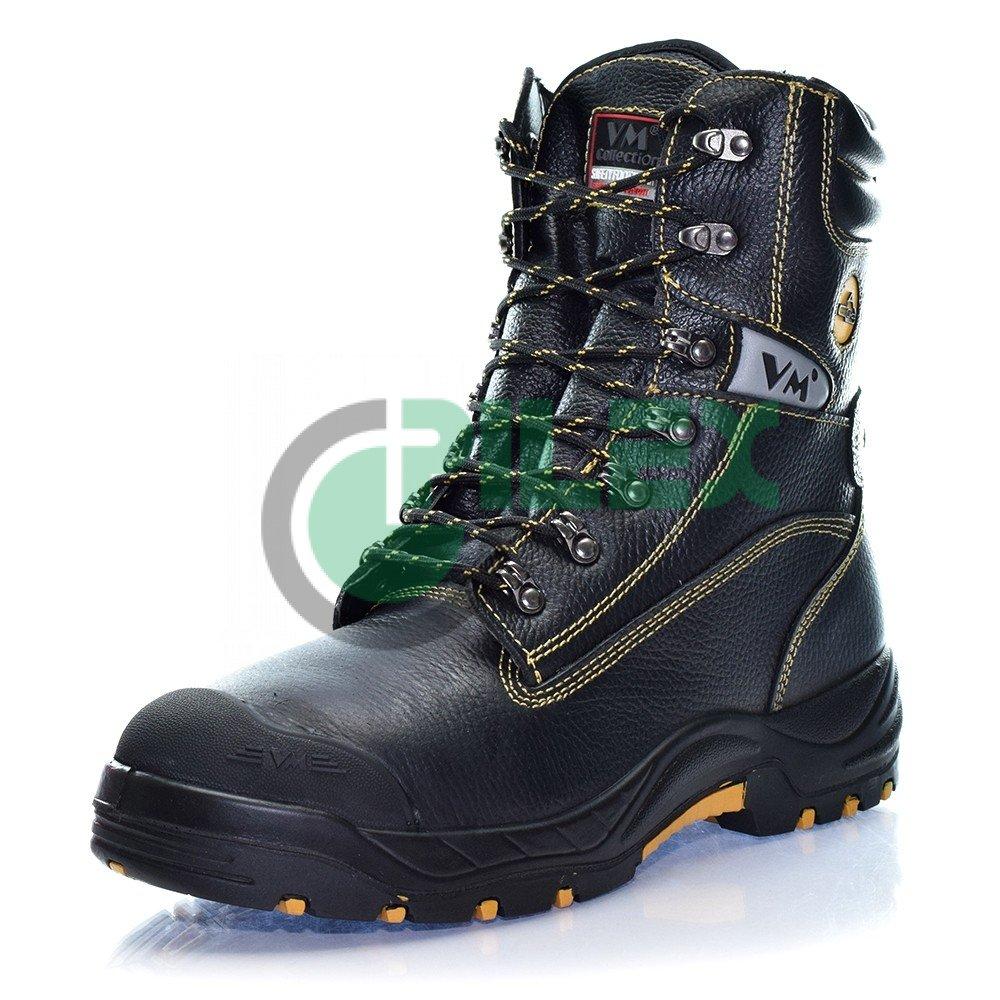 ad0b79f1c4 Protiporezová poloholeňová obuv s oceľovou špicou BELFAST S3
