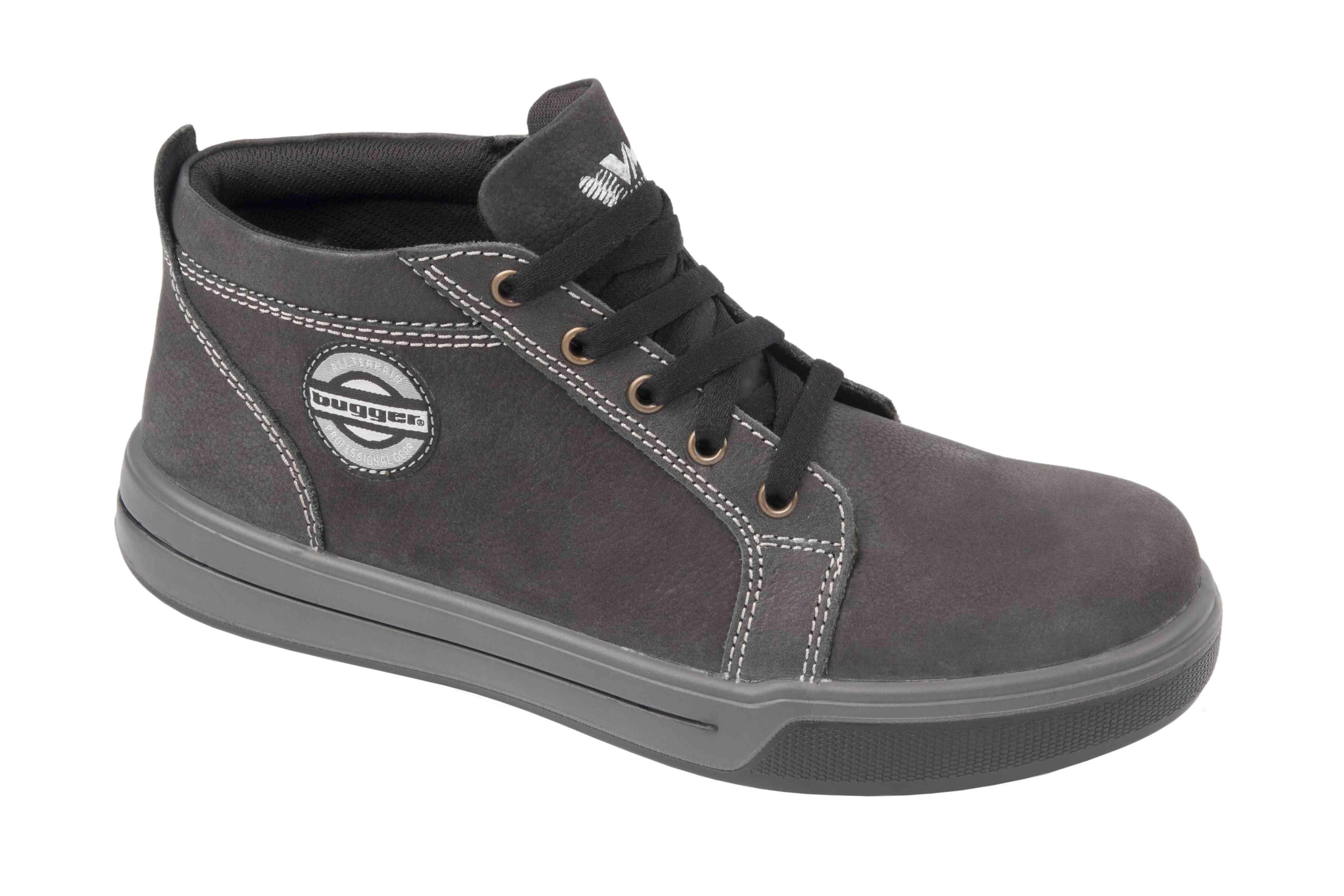 d2f864d45a705 Poločlenková obuv s oceľovou špicou MADISON S1