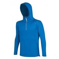 Termotričko MOVE s kapucňou, modré.