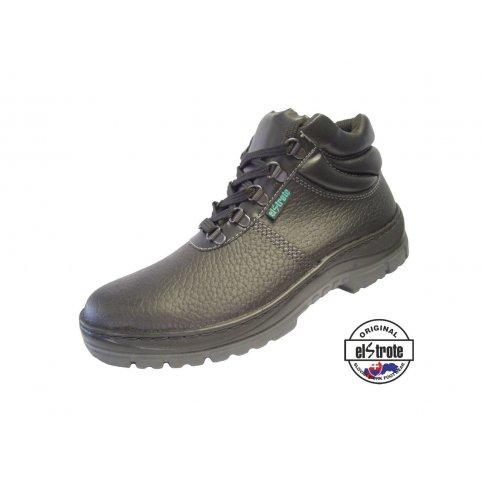 Pracovná obuv, členková - 91 250 ECONOMY TAILOR f.60 O1