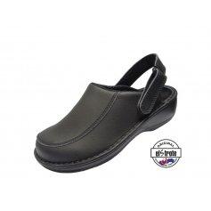Zdravotná pracovná obuv HEALTHY, dámska - 91 112 A f.60, čierna