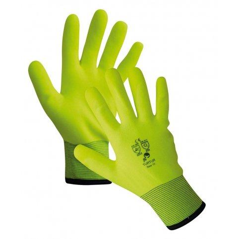 Zateplené rukavice TURTUR, pletené