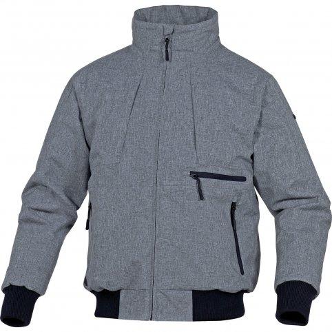 Pánska zimná bunda SANREMO, sivá