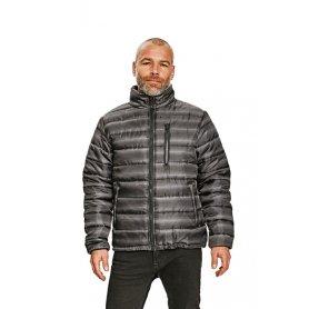 Pánska zimná bunda OUSTON, čierna