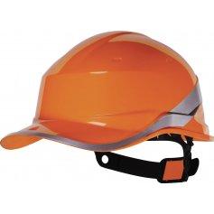 PRILBA DIAMOND V oranžova