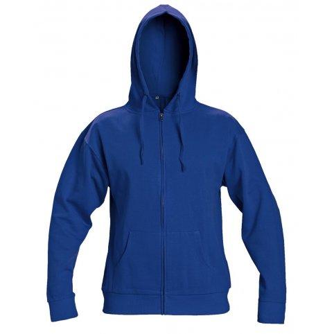 Mikina NAGAR s kapucňou, kráľovsky modrá