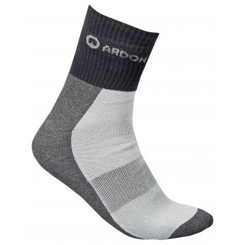 Športové ponožky GREY, sivé