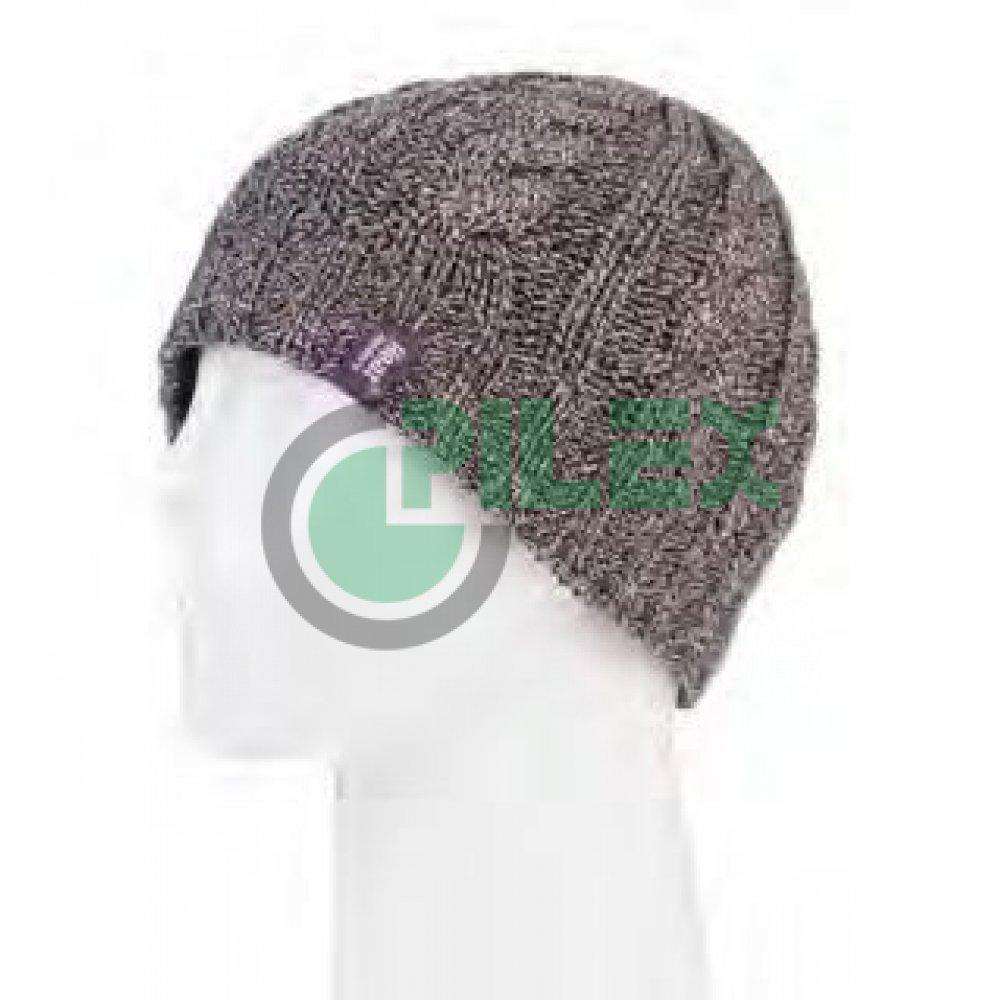 f138a77c0 HEAT HOLDERS dámska zimná čiapka s termo podšívkou HEATWEAVER hnedá