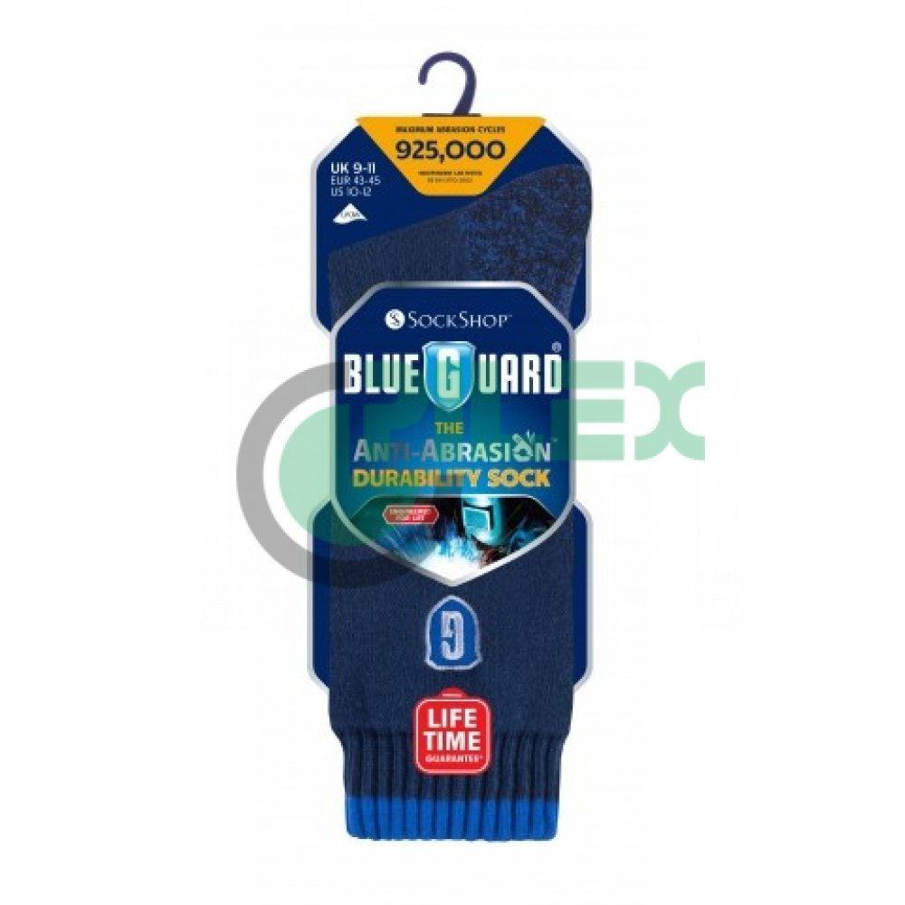 Pracovné ponožky odolné proti oderu BLUEGUARD 39-42 modré. Loading zoom de16da5ba6