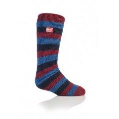 HEAT HOLDERS detské termo ponožky, červené