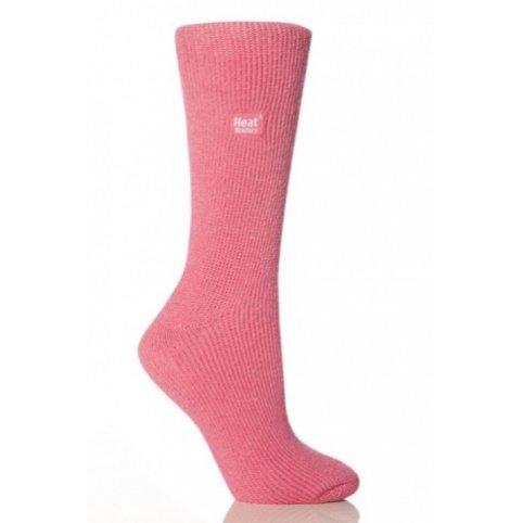 HEAT HOLDERS termo ponožky dámske ORIGINAL ružové