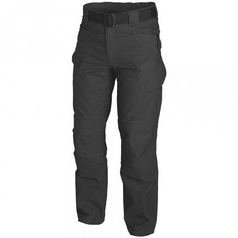 Nohavice UTP Čierne RipStop, Helikon-Tex