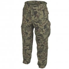 Maskáčové nohavice CPU PL woodland, Helikon-Tex