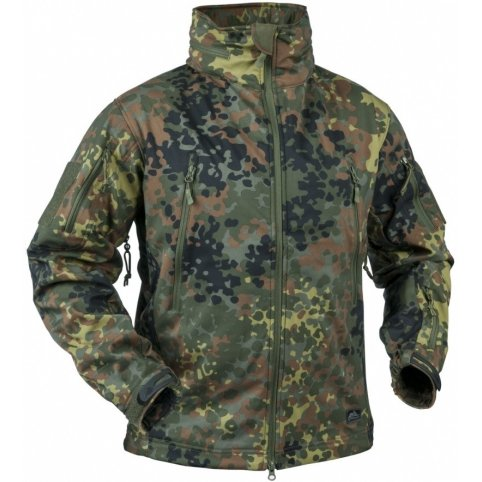 Bunda GUNFIGHTER Flecktarn Helikon-Tex
