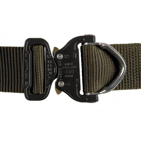 Taktický opasok COBRA FX45 D-RING olivový zlaňovací, Helikon-Tex