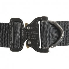 Taktický opasok COBRA FX45 D-RING čierny zlaňovací, Helikon-Tex
