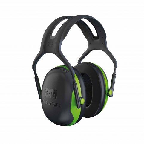 Mušľové chrániče sluchu 3M PELTOR X1A SNR