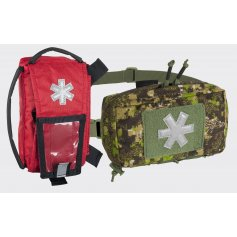 Kapsa Modular Med Kit s lekárničkou, Green Zone Helikon-Tex