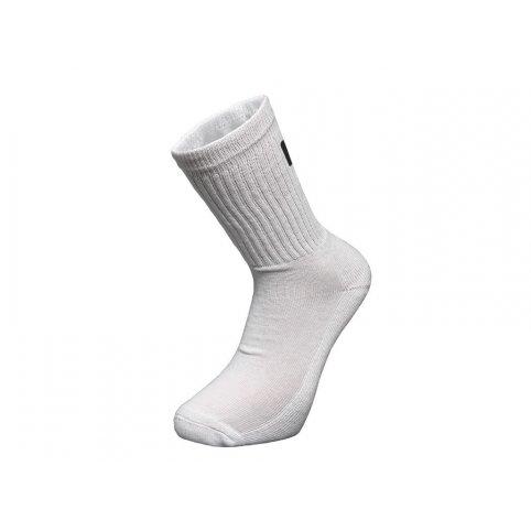 Športové ponožky ŠPORT, biele
