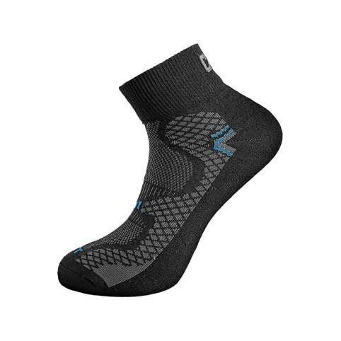 Ponožky SOFT, čierne