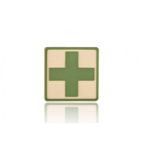 Nášivka MEDIC CROSS PATCH, Helikon-Tex