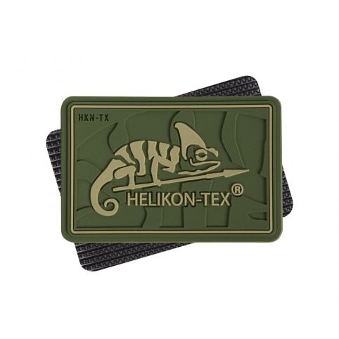 Náśivka logo Helikon-Tex olivová