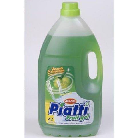 SAPONAT PIATTI FRUIT GEL 4L UNIVERZA