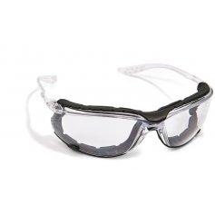 Ochranné okuliare CRYSTALLUX, číry zorník
