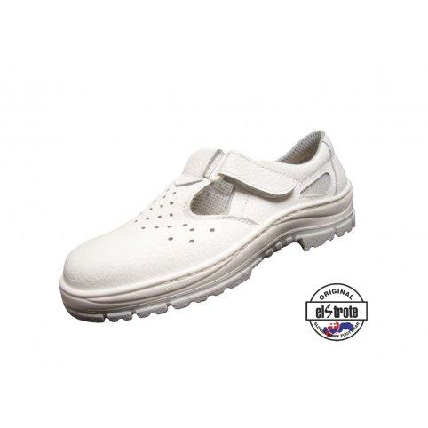 Pracovná potravinárska obuv, sandále - 91260 SECURA HYDRA f.10 O1