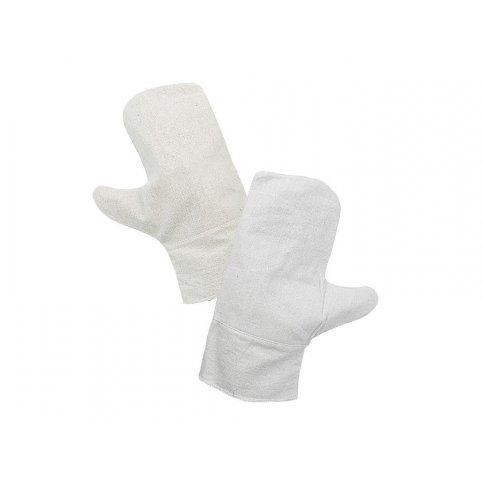 Textilné rukavice TEPA, béžové, veľ. 11