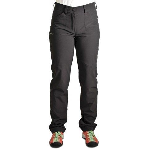 Dámske nohavice ZÁKĽUKY, čierne