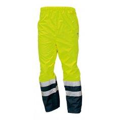 Reflexné nepremokavé nohavice EPPING NEW, žlté