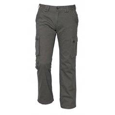 Pánske nohavice CHENA, sivé