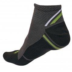 Ponožky WRAY, čierne