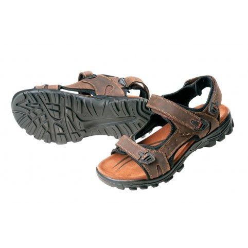 Sandále WULIK, hnedé