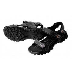 Sandále WULIK, čierne