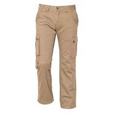 Pánske nohavice CHENA, béžové