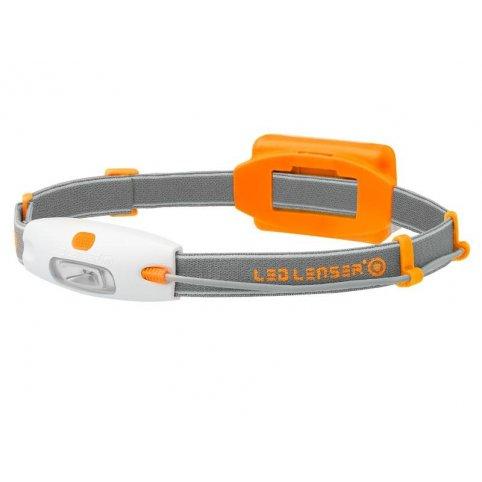 Čelovka Led Lenser NEO oranžová