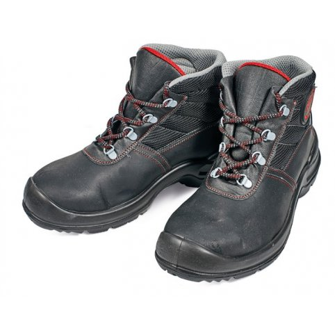 Členková obuv s oceľovou špicou a stielkou STRONG PROFESSIONAL IZETT ANKLE S1P SRC