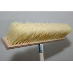 Metla cestárska 100 cm, s násadou, jemný vlas