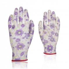 Polomáčané rukavice IRIS s blistrom, veľ. 7