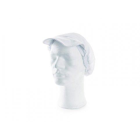Kuchárska čiapka NELA, biela
