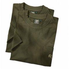 Tričko OS TRACHTEN bal. 2 ks, olivové