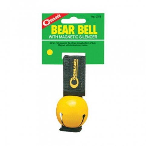 Zvonček na medveďa, žltý