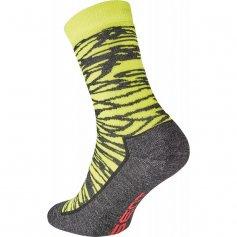 Ponožky OTATARA, čierno-žlté
