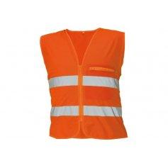 Reflexná vesta LYNX PACK, oranžová
