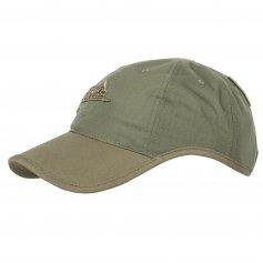 Šiltovka LOGO CAP olive green/adaptive green, Helikon-Tex