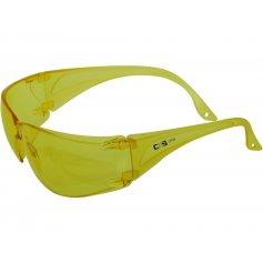 Ochranné okuliare CXS LYNX, žltý zorník
